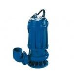 bomba de água submersa