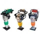 compactadores de percussões a gasolina ABCD