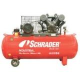 locação de compressor de ar preço Santa Isabel